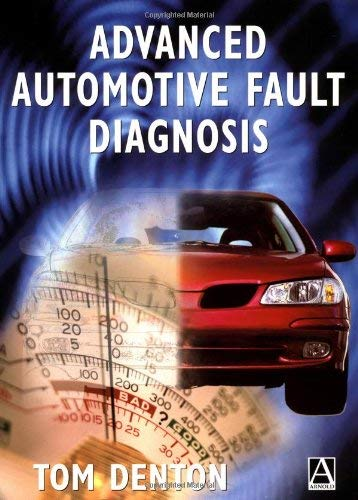 Advanced Automotive Diagnosis 9780340741238