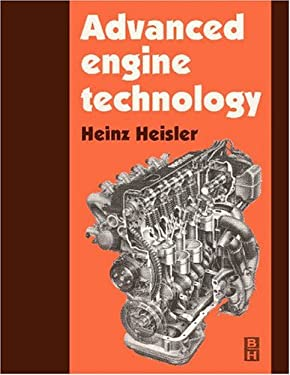 Advanced Engine Technology 9780340568224