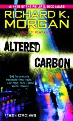 Altered Carbon 9780345457691