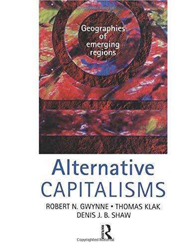 Alternative Capitalisms 9780340763216