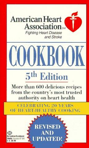 American Heart Association Cookbook 9780345394880