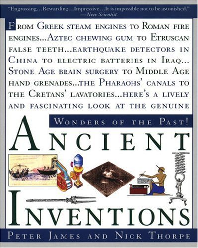 Ancient Inventions 9780345401021