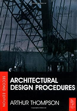 Architectural Design Procedures 9780340719411