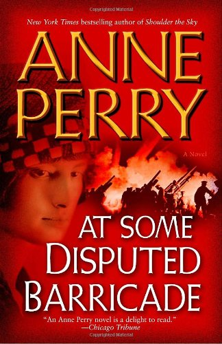 At Some Disputed Barricade - Perry, Anne
