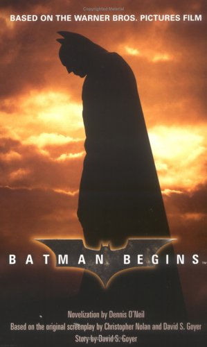 Batman Begins 9780345479464