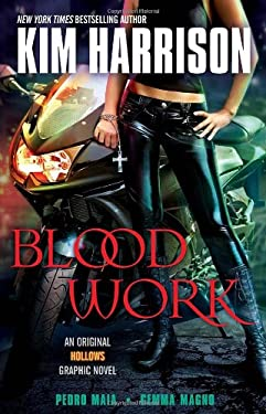 Blood Work: An Original Hollows Graphic Novel 9780345521019