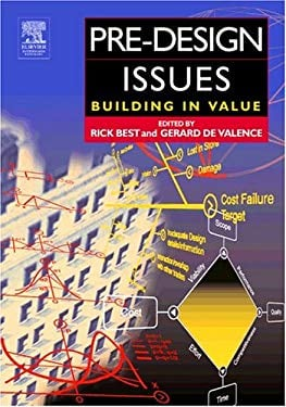 Building in Value: Pre-Design Issues 9780340741603