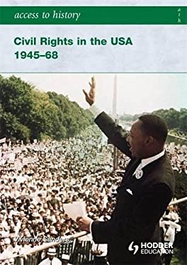 Civil Rights in the USA 1945-68 9780340965832