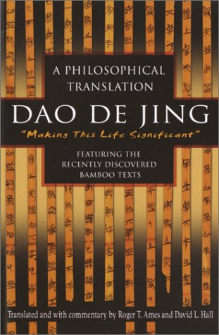 DAO de Jing: A Philosophical Translation 9780345444158