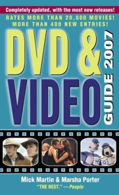 DVD & Video Guide 2007 9780345493316