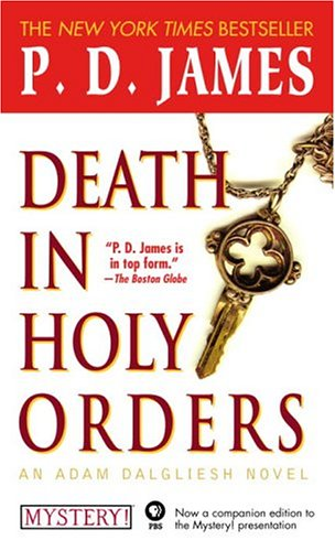 Death in Holy Orders: An Adam Dalgliesh Mystery 9780345446664
