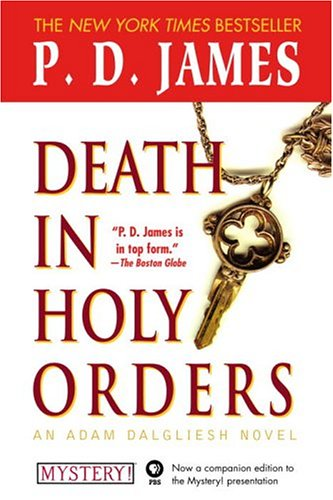 Death in Holy Orders 9780345467492
