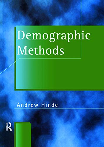 Demographic Methods 9780340718926