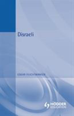 Disraeli 9780340719107