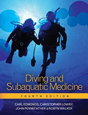 Diving and Subaquatic Medicine 9780340806296