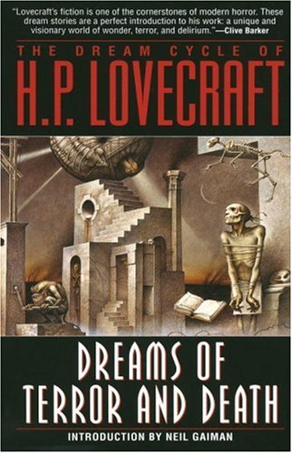 Dreams of Terror and Death: The Dream Cycle of H. P. Lovecraft 9780345384218