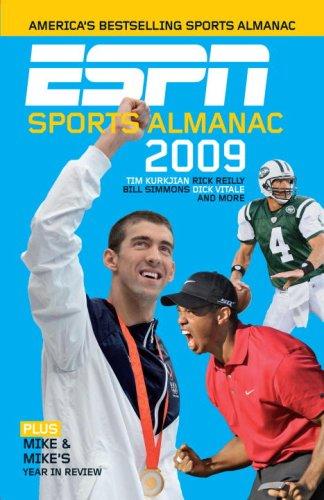 ESPN Sports Almanac 9780345511720