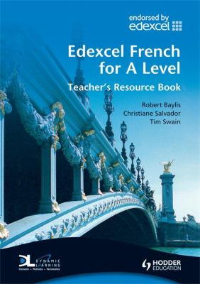 Edexcel French for A Level 9780340968901
