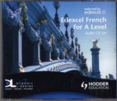 Edexcel French for A Level 9780340968918