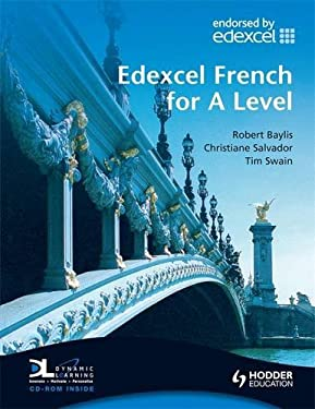 Edexcel French for A Level 9780340968635