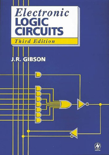 Electronic Logic Circuits 9780340543771