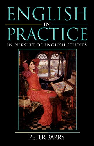English in Practice: In Pursuit of English Studies 9780340808863