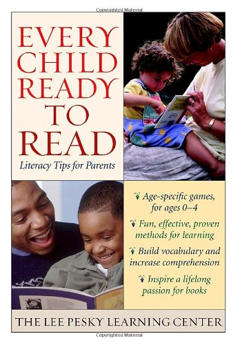 Every Child Ready to Read: Literacy Tips for Parents 9780345470676