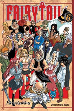 Fairy Tail, Volume 6 9780345506818