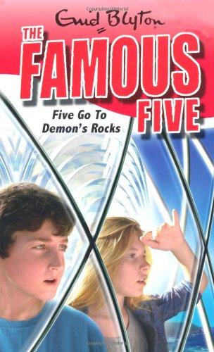 Five Go to Demon's Rocks 9780340931776