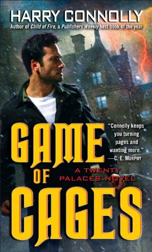 Game of Cages: A Twenty Palaces Novel 9780345508904