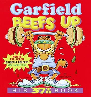 Garfield Beefs Up 9780345441096