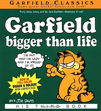 Garfield: Bigger Than Life 9780345450272