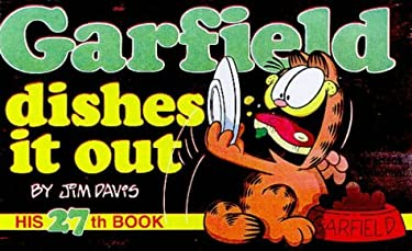 Garfield Dishes It Out 9780345392879