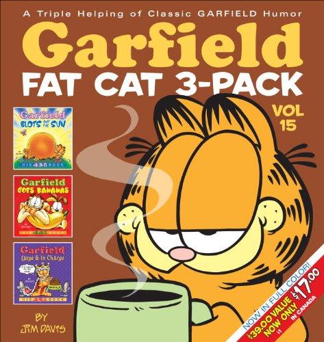 Garfield Fat-Cat 3-Pack, Volume 15