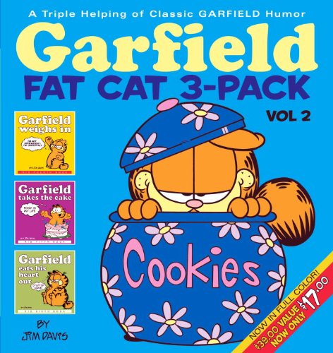 Garfield Fat Cat Volume 2: A Triple Helping of Classic Garfield Humor 9780345464651