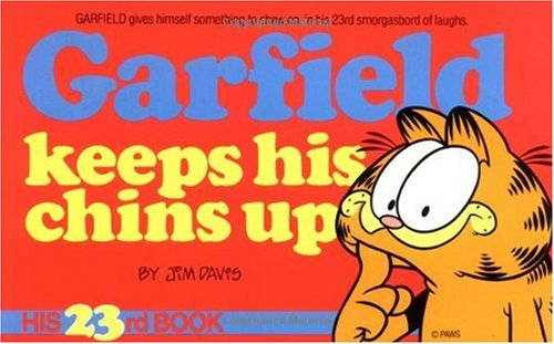 Garfield Keeps His Chins Up 9780345379597