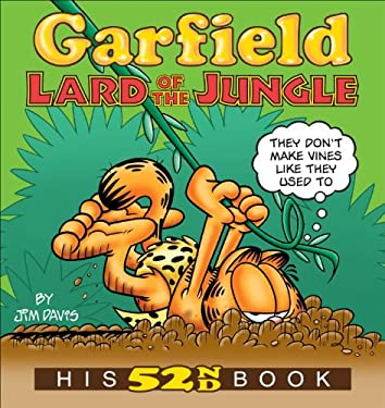 Garfield Lard of the Jungle 9780345525840