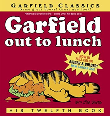 Garfield Out to Lunch 9780345475626