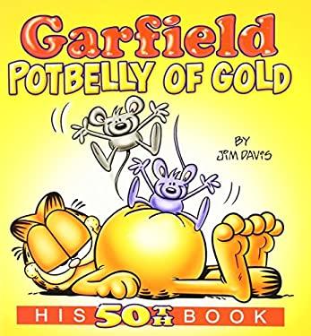Garfield: Potbelly of Gold 9780345522443