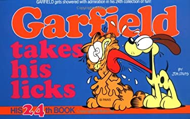 Garfield Takes His Licks 9780345381705