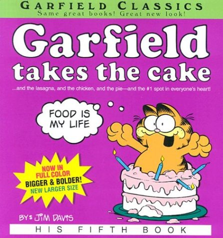 Garfield Takes the Cake 9780345449788