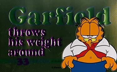 Garfield Throws His Weight Around 9780345427496