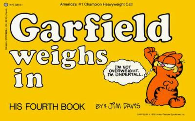 Garfield Weighs in 9780345320100