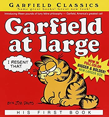 Garfield at Large: His First Book 9780345443823