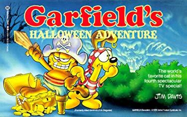Garfield's Halloween Adventure 9780345330451
