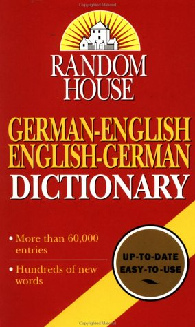 German-English Dictionary 9780345414397