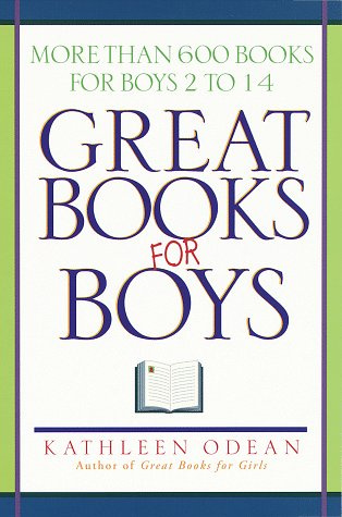 Great Books for Boys 9780345420831