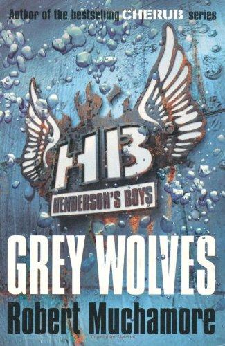 Grey Wolves 9780340999165