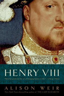 Henry VIII: The King and His Court 9780345437082