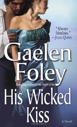 His Wicked Kiss 9780345480101